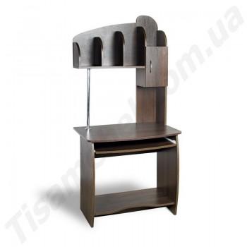 Прямой компьютерный стол Альфа