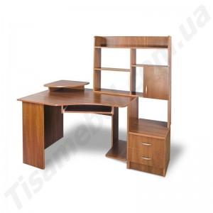 Угловой компьютерный стол Эксклюзив-2