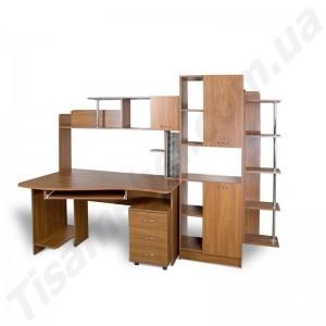 Прямой компьютерный стол Гросс