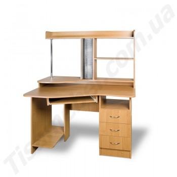 Прямой компьютерный стол Контур