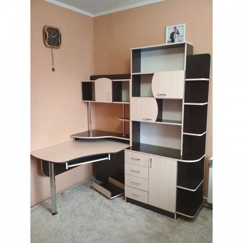 Угловой компьютерный стол Тиса-8 Тиса Мебель