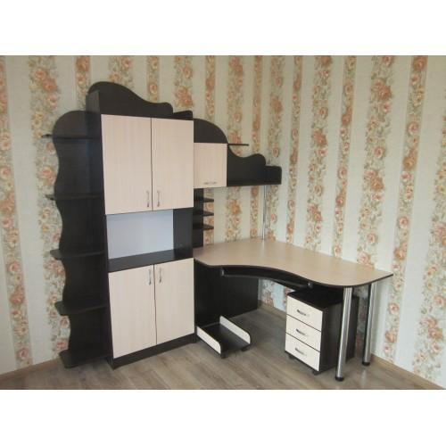 Угловой компьютерный стол Тиса СК-11 Тиса Мебель