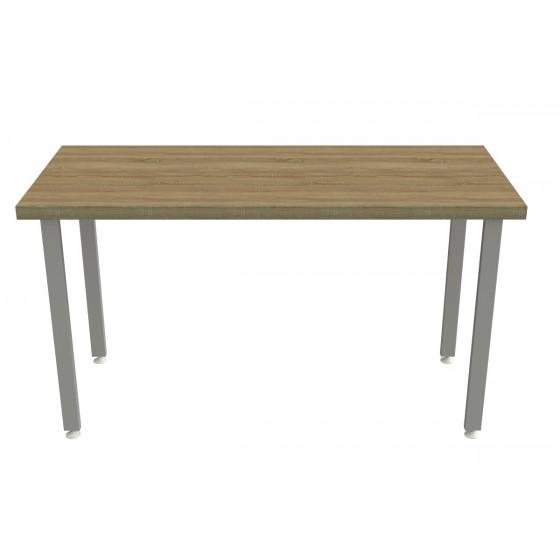 Прямой стол Мет-1-1400х600 Тиса Мебель