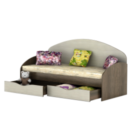 Подростковая кровать Тиса Мебель