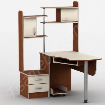 Угловой компьютерный стол Тиса-10