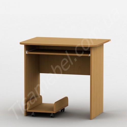 Прямой компьютерный стол Тиса-16 Тиса Мебель