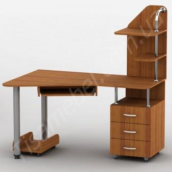 Прямой компьютерный стол Тиса-7